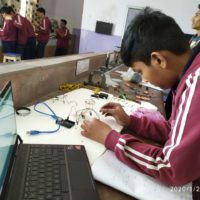 """Energy & Conservation""- Model Making Competition"