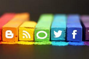 social Media Wallppr
