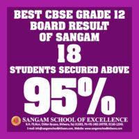 BEST Result –  CBSE