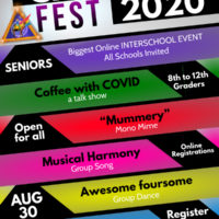 Sangam Fest 2020 – Seniors – 30th August
