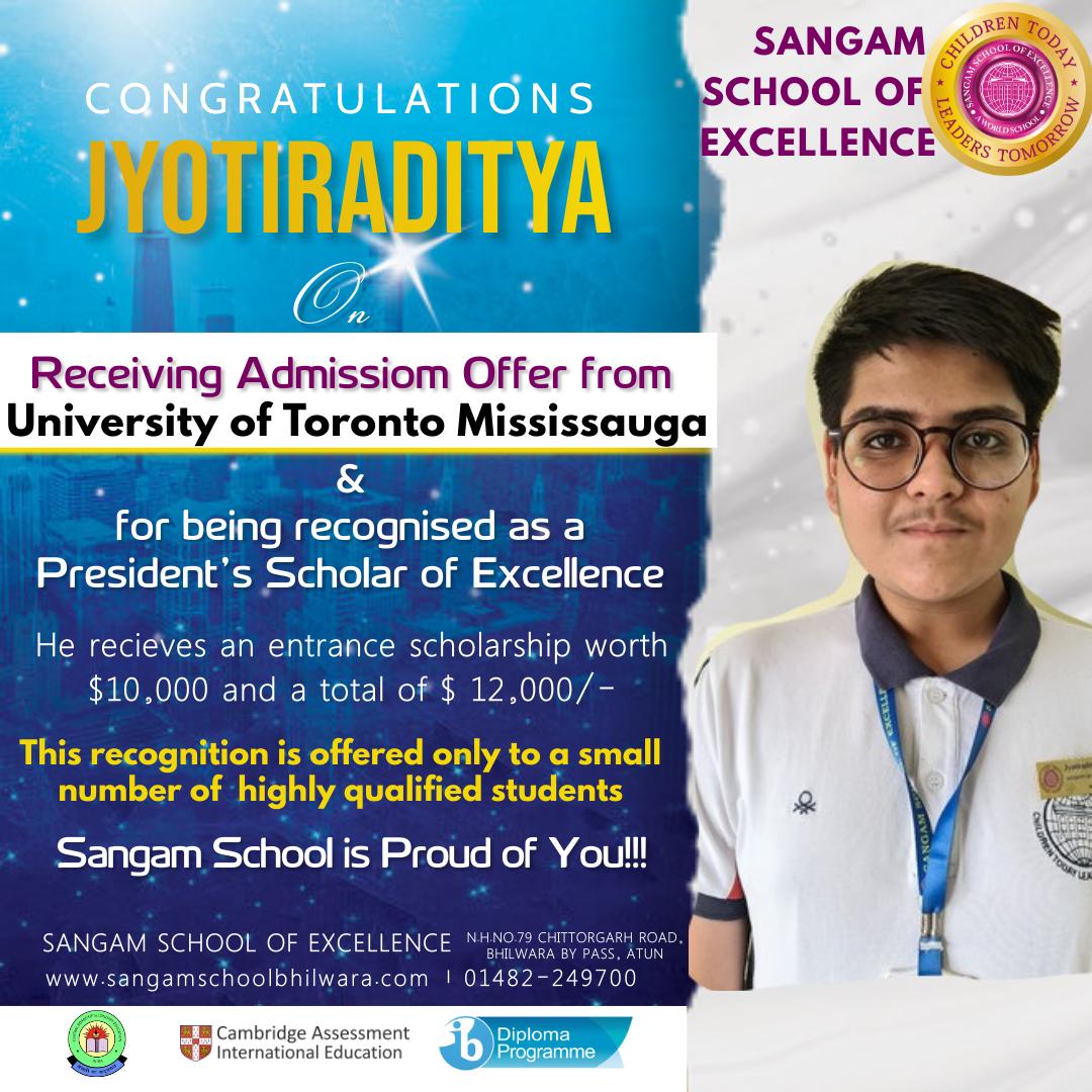 Proud Sangamite