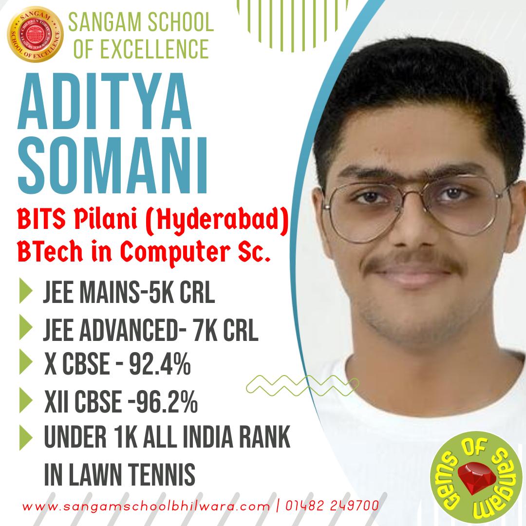 Gems of Sangam – Aditya Somani