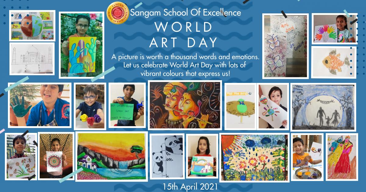 World Art Day 2021