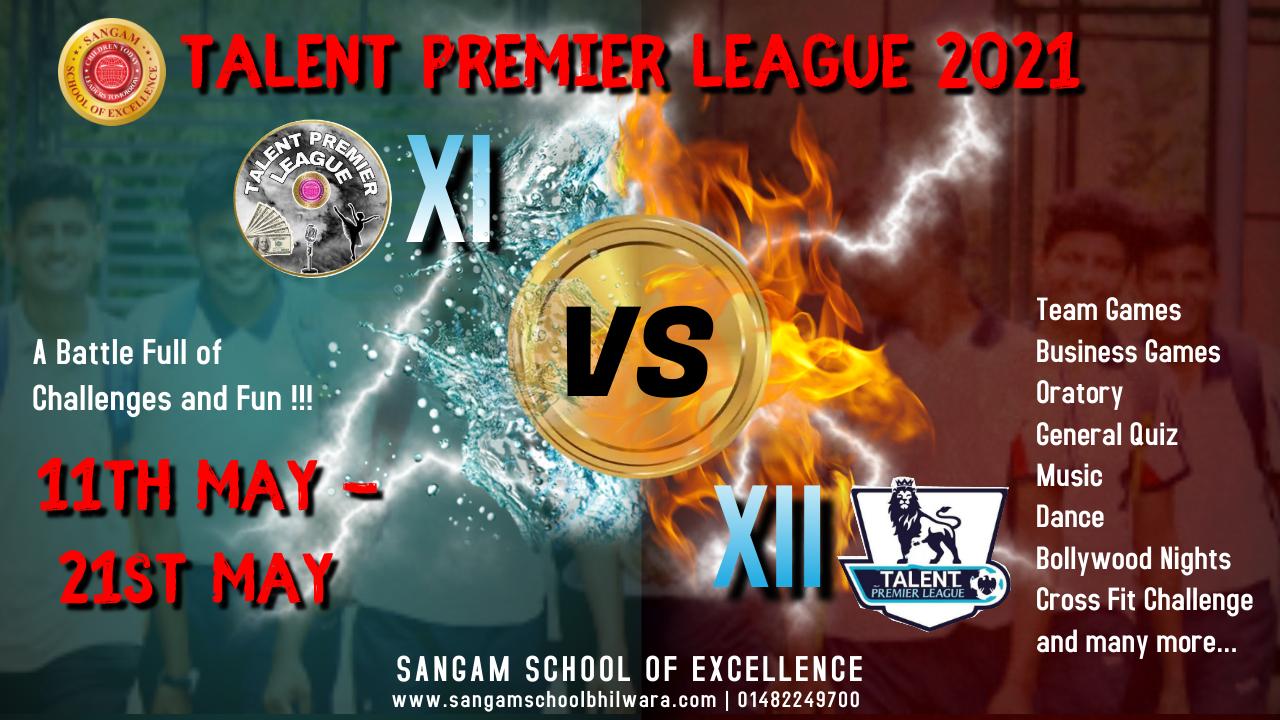 Talent Premier League – TPL 2021, XI V/S XII