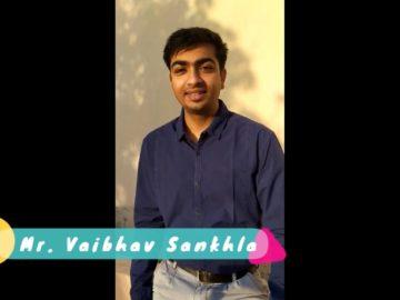 Mr. Vaibhav Sankhla
