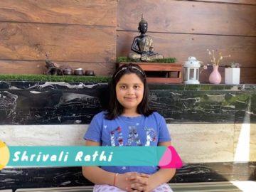 Shrivali Rathi