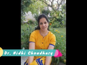 Dr Nidhi Choudhary